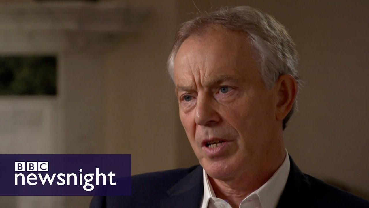Tony Blair on Corbyn and the lessons from 2017 election ...