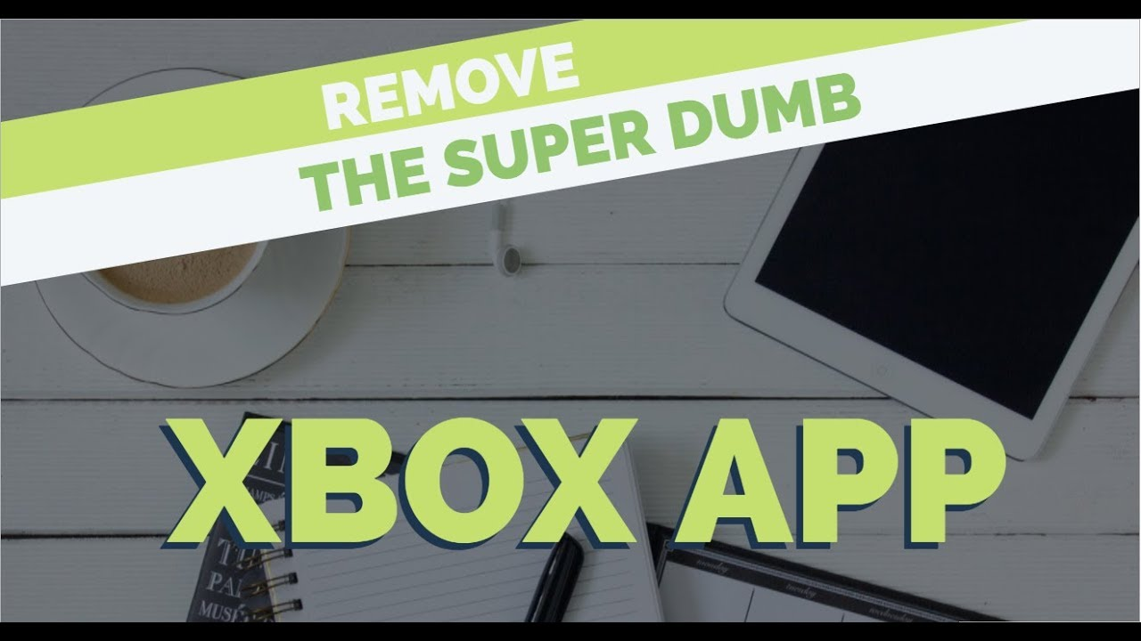 how to delete xbox account in windows 10