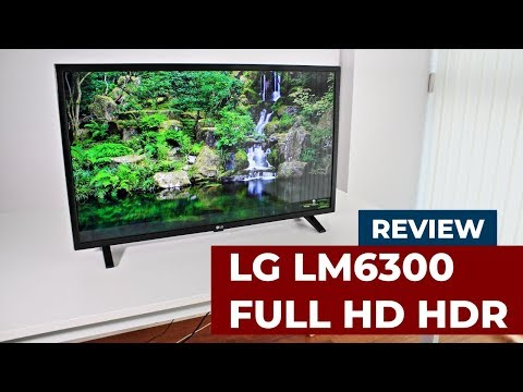 Review TV LG 32LM6300 HDR Full HD