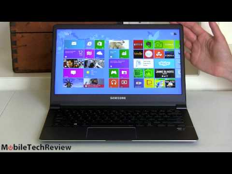 Samsung Series 9 Full HD / Samsung ATIV Book 9 Ultrabook Review