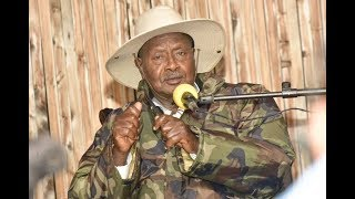 MUSEVENI FACES OFF WITH A JOURNALIST WHO ASKED HIM ABOUT RELATIONS WITH CHINA