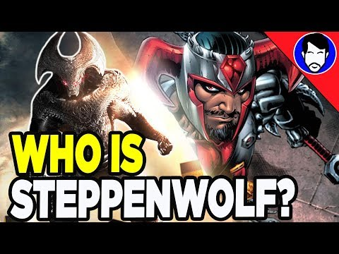 Justice League Explained - Who is Steppenwolf?