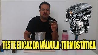 COMO TESTAR VÁLVULA TERMOSTÁTICA- thumbnail