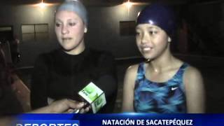 Natación de Sacatepéquez Regresa a Juegos Nacionales