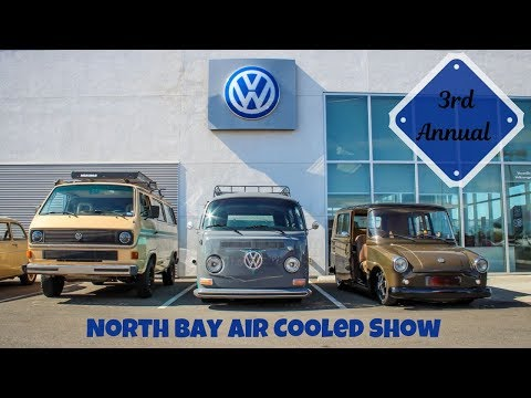 North Bay Air Cooled VW Show - YouTube