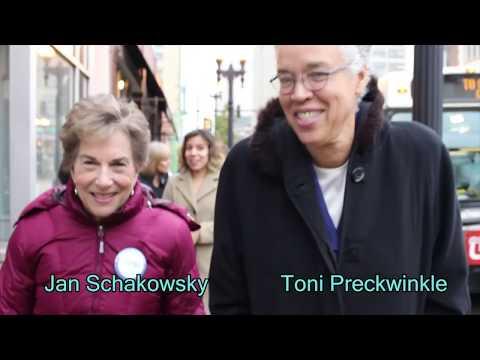 Toni Preckwinkle for Mayor