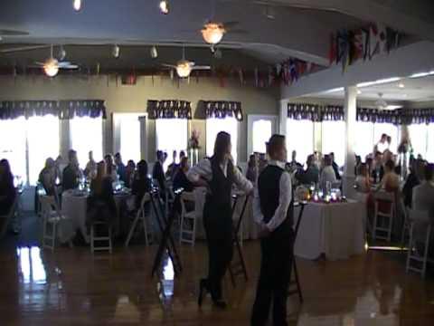 Dinner Scene At The Brant Beach Yacht Club