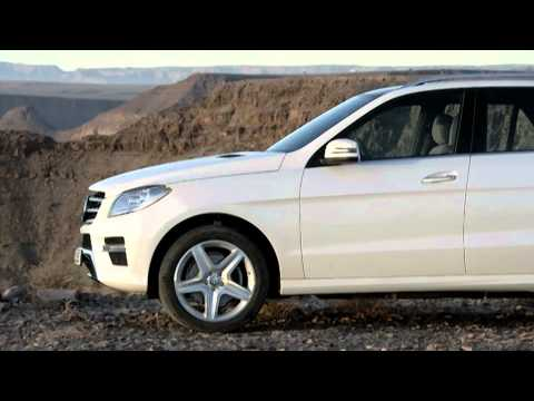 New 2012 Mercedes-Benz M-Class - In/Out/Driving [HD]