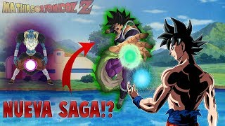 NUEVA SAGA de Dragon Ball Super (REGRESA) - Mathias Atomico Z