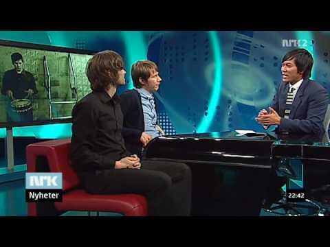 Washington interview on NRK