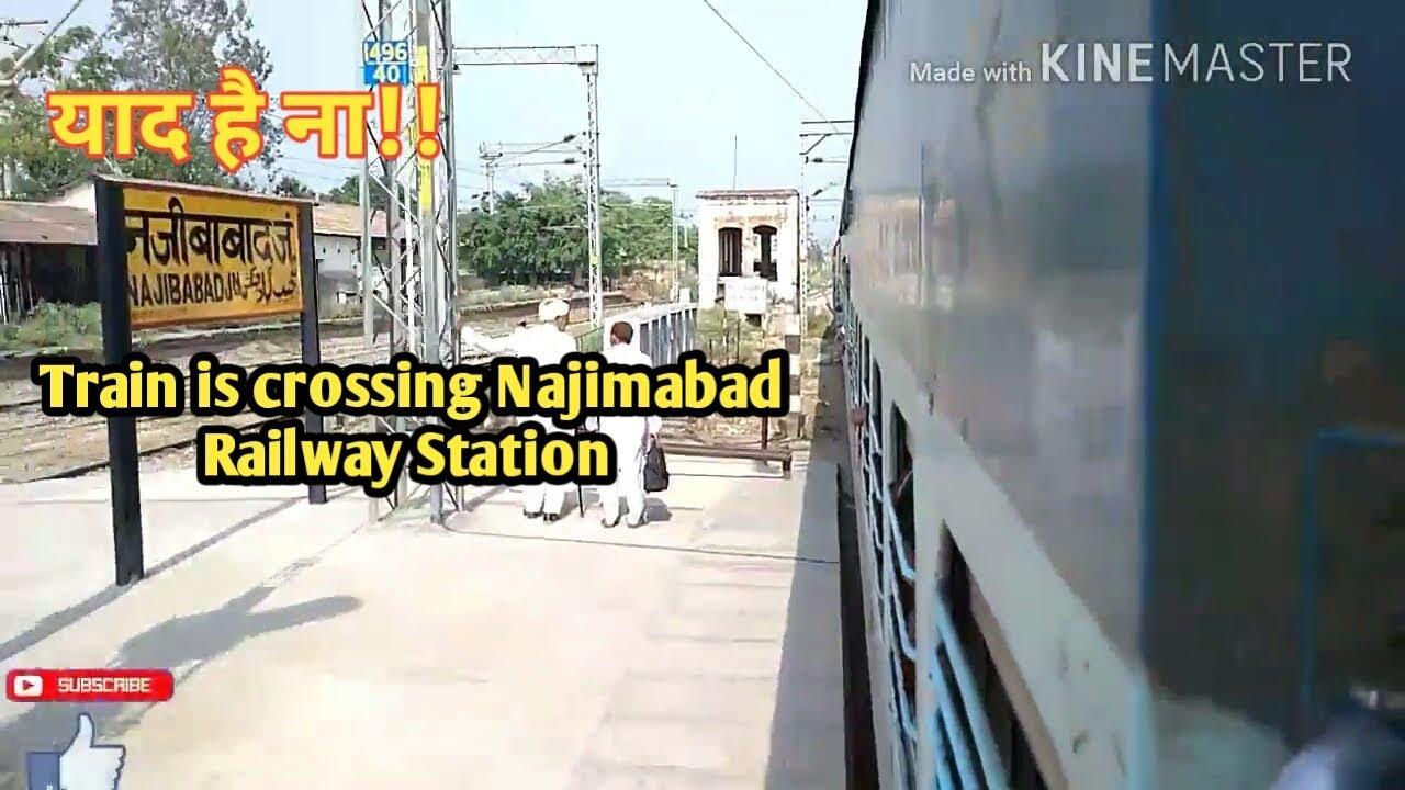Garhwal Express entering Kotwara  by SushimMukul Chakraborty