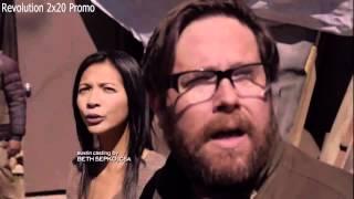 Promo Revolution 2x20 Episode 20 saison 2 Tomorrowland HD