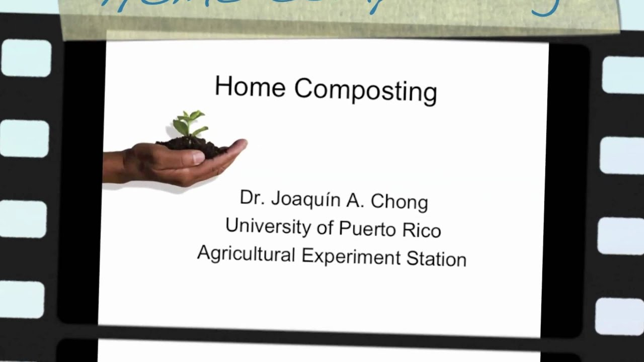 1/4 Home Composting