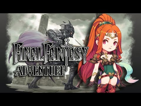 Top Jrpgs 2020.Video Final Fantasy Adventure Review Switch Port Jrpg