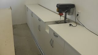 Сборочный цех для мебельного производства