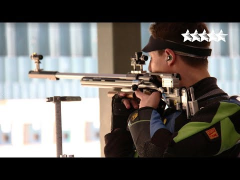 Competition day 2 highlights 2018 FISU WUC Shooting Sport  K