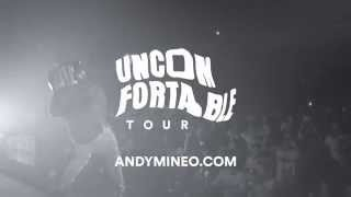 Andy Mineo - Uncomfortable Tour promo video 1