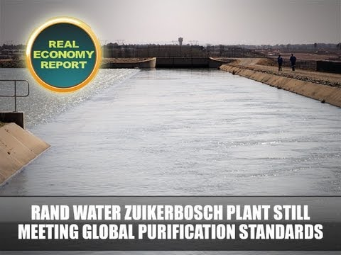 Real Economy Report 214 - Rand Water
