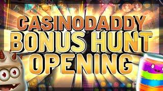 #1 CASINODADDY BONUS HUNT - Bonus Compilation - Bonus Rounds