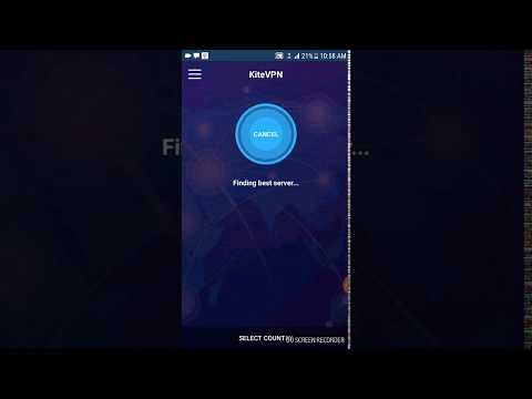 KiteVPN - BEST VPN FOR ANDROID - FOREVER FREE AND UNLIMITED