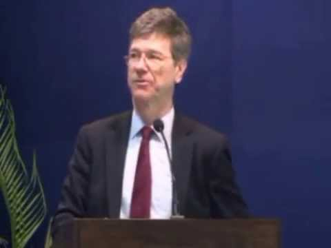 South Asia in the age of Sustainable Development - Dr Jeffery Sachs