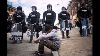 The Revolution Will Not Be Televised ~ Baltimore Riots 2015 ~ 1968