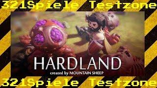 Hardland - Steam Early Access - Angespielt Gameplay Deutsch