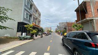 Tham Quan Khu Dự Án Nhà ở Phú Hồng Thịnh 8 tại bình chuẩn thuận an bình dương