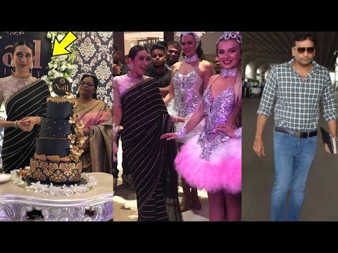 Karisma Kapoor looks amazing for her 2nd engagement with bf Sandeep Toshniwal