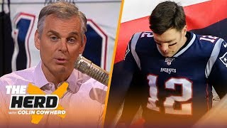 Patriots' dynasty is coming to an end, Jerry Jones needs to hire an 'outsider' | NFL | THE HERD