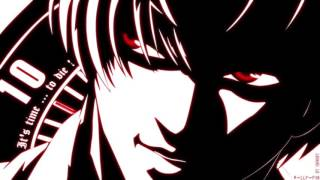 Death Note - (Kira's Theme E) Music