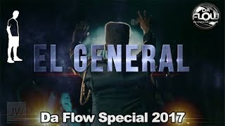 Da Flow Special, Edgardo Franco 'El General' - Da Flow Internacional.
