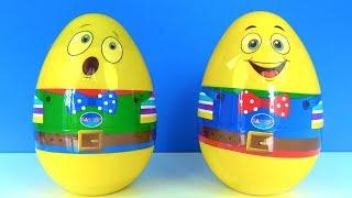 2 Emoji Dev Sürpriz Yumurta açıyoruz Niloya Mete Tospik ile emoji Yumurta oyuncak tanıtımı yapıyor