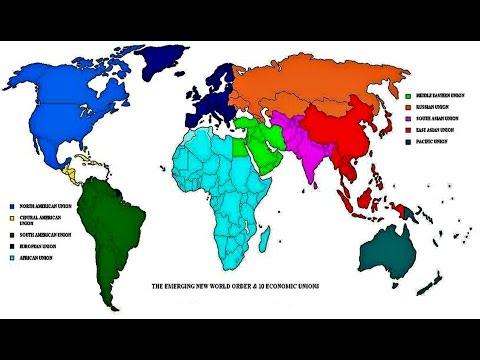 Final World Empire: The 10 Super Nations, Part 1 - LLM