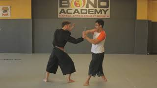 Tecnica di Karambit con guru Alvin Guinanao @ Bono Academy