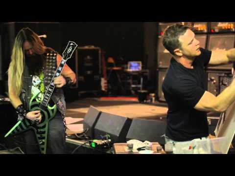 Music and Art Collide:  Zakk Wylde and Rob Prior