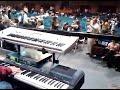 AJP Custom Drums Paul Martinez ELA Live DVD recording