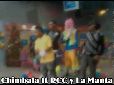Chimbala ft RCC y La Manta-Dime AB