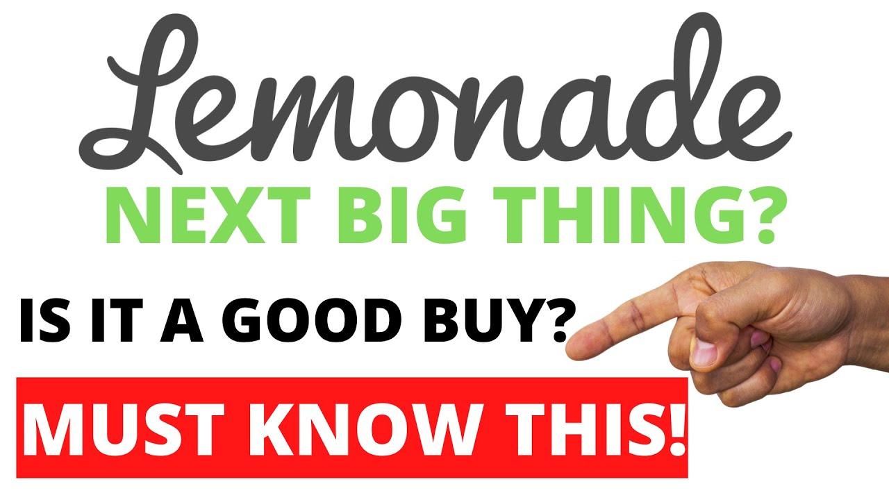 Lemonade Stock Analysis (FULL)| Is Lemonade (LMND) a BUY ...