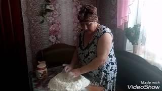 Пышки. Готовит моя мама. булочки. хлеб.