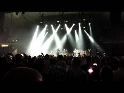 NAFEM 2015 Zac Brown Band - Metallica Enter Sandman Cover