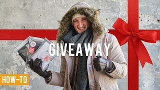 HOW TO STAY WARM in STYLE + HUGE $1000 GIVEAWAY!