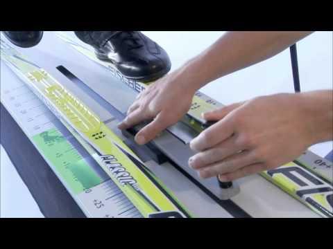 Fischer Cross Country Ski Test Board