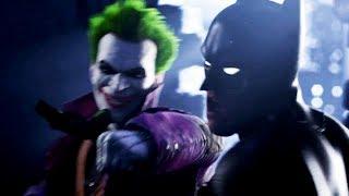 Infinite Crisis Cinematic Trailer