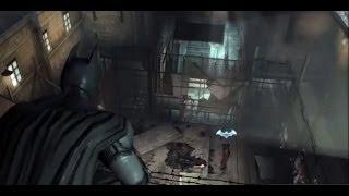 Batman: Arkham Origins Blackgate -- Cell Blocks Gameplay Walkthrough