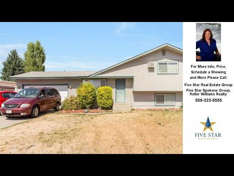 13319 E Guthrie, Spokane, WA Presented by Five Star Real Estate Group.