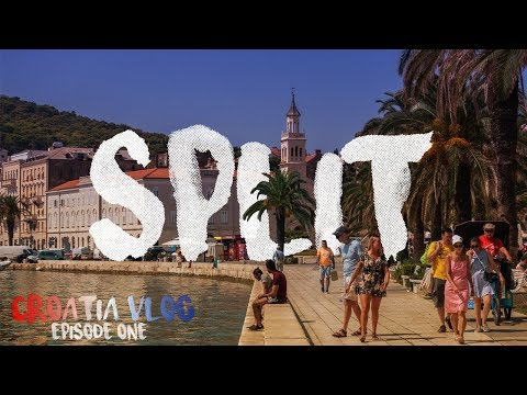 YOU HAVE TO DO THIS IN SPLIT, CROATIA! - Croatia Travel Vlog