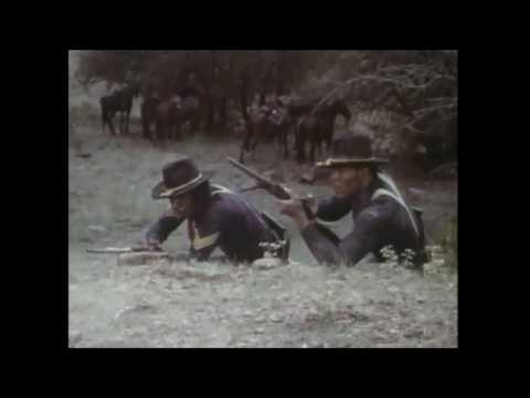 Buffalo soldiers vs Apaches 2