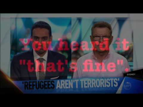 Stand Up For Australia. The Truth About Waleed Aly