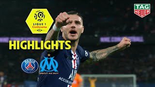 Paris Saint-Germain - Olympique de Marseille ( 4-0 ) - Highlights - (PARIS - OM) / 2019-20